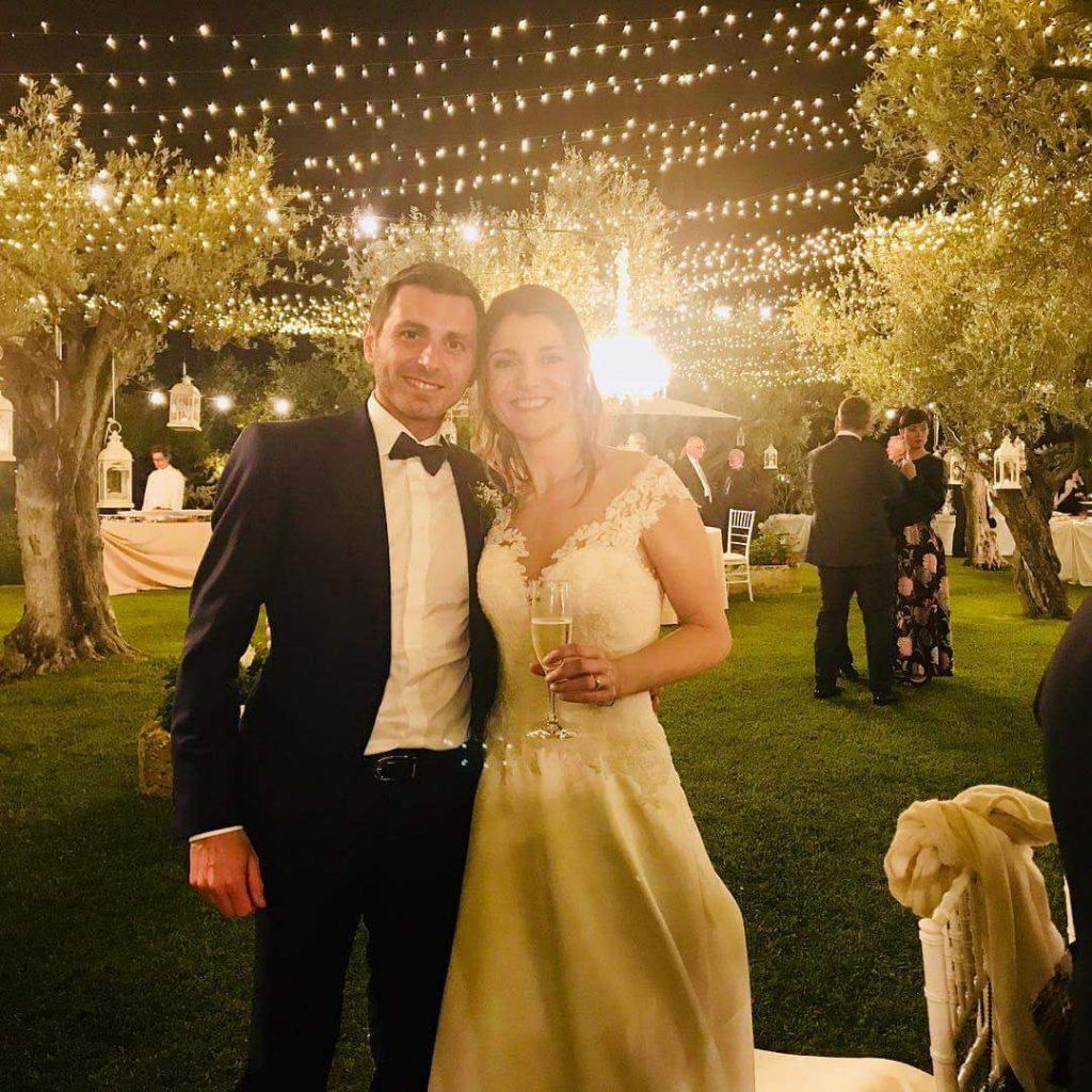 Francesco Dell Uomo Matrimonio : Maria federica e francesco matrimonio vip sotto le cento torri
