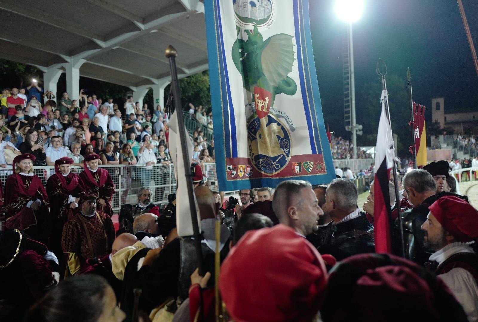 Tufilla vince quintana 2018