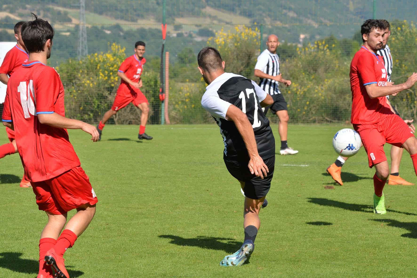 ascoli- atletico ascoli TASSI in gol