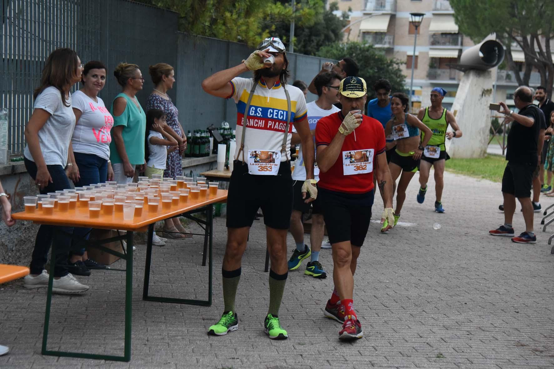 maraton con birra 1