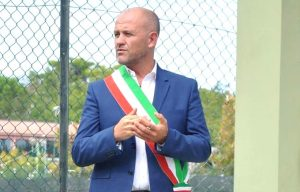 Il sindaco Andrea Cardilli