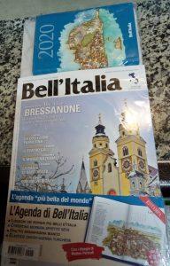 """""""Bell'Italia"""", la rivista mensile"""