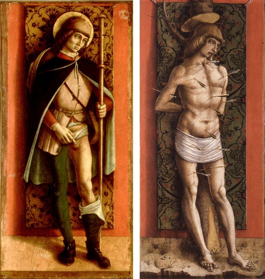 Una storia antica: i santi protettori contro le pestilenze | Cronache Picene
