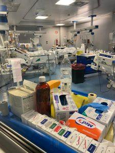 rianimazione ospedale Covid